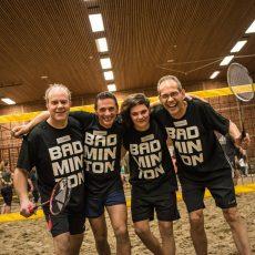 Beach Badminton Toernooi 2017
